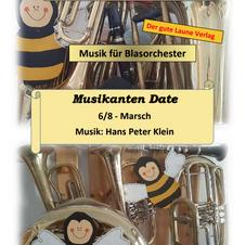 Musikantendate 6/8 Marsch