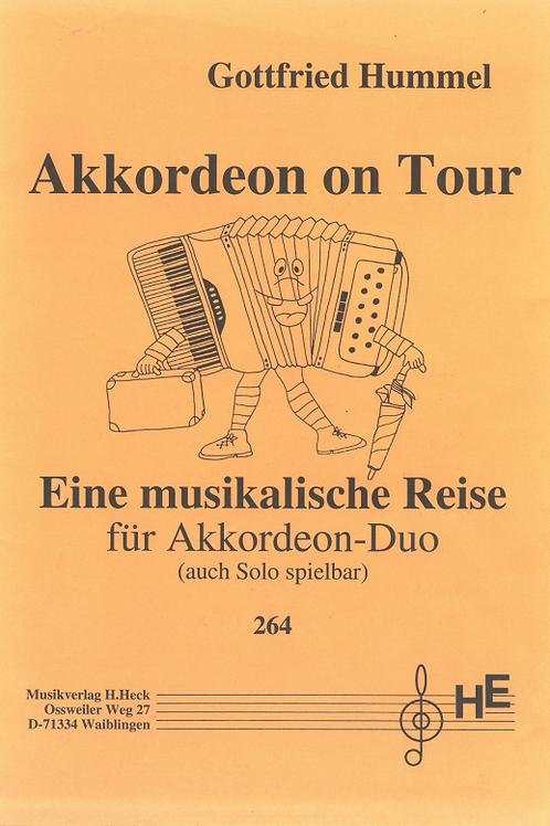 Akkordeon On Tour