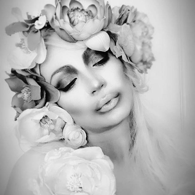 #beautyfotografie #flowerpower #makeupwork #makeuplover #makeupprofessional #poisonivy #springmakeup