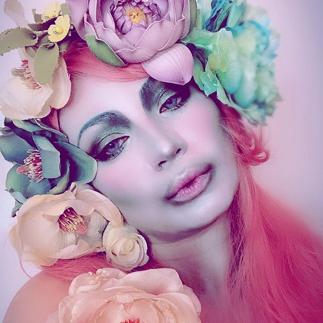 #poisonivy #flowerpower #spring #makeuplover #thepowerofmakeup #makeupprofessional #makeupartist #ma