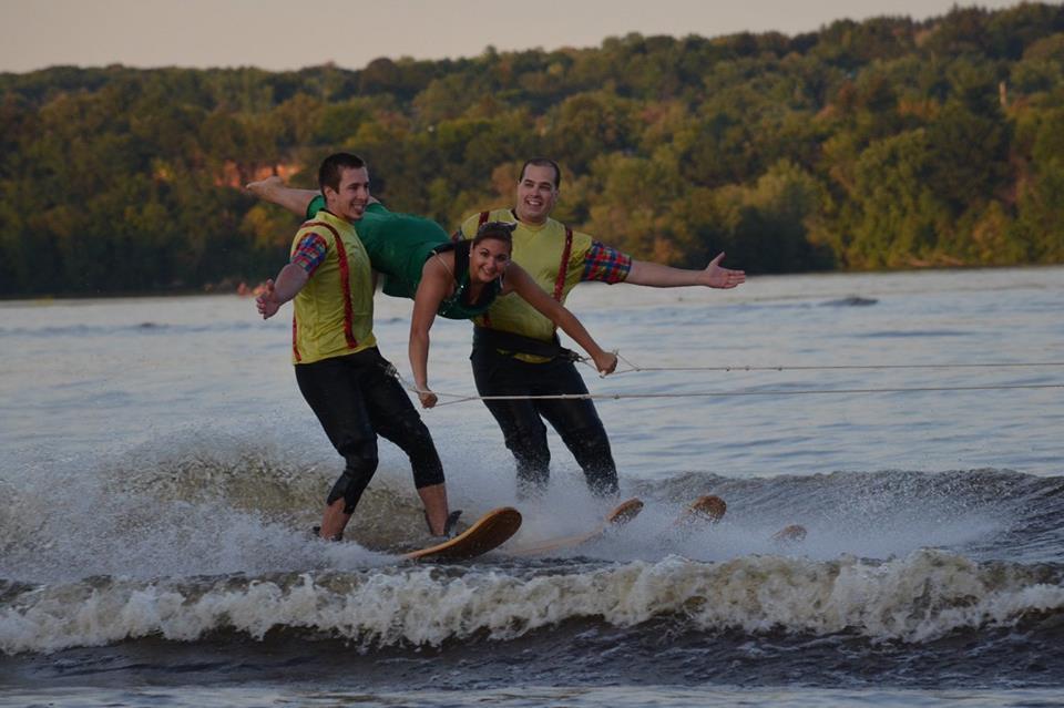 Water Walker Trios (3)