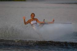 Water Walker canoe paddle