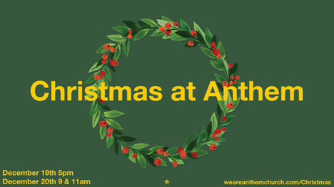 CHRISTMAS AT ANTHEM