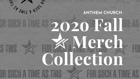 2020 Fall MercH COLLECTION