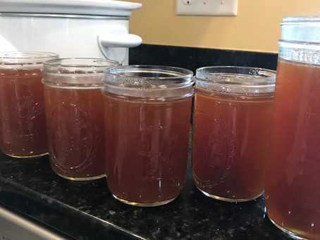 Collagen Broth- Slow Cooker or Pressure Cooker