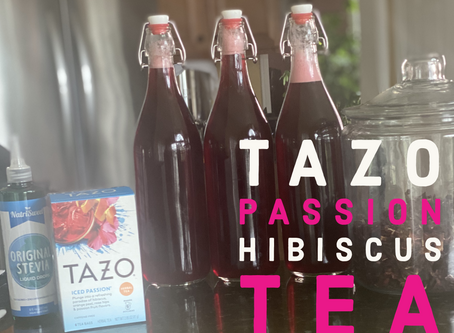 Tazo Passion Hibiscus Tea