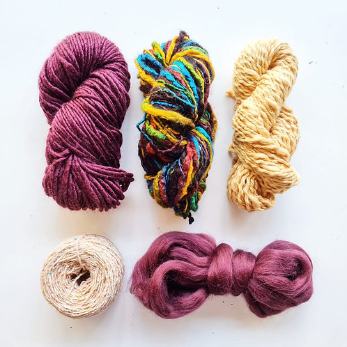 Set de lanas