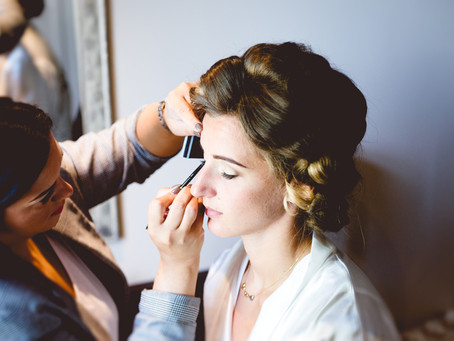 How to survive bridal prep as a photographer with a Y chromosome