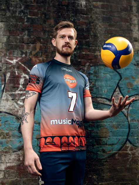 Stockport Volleyball