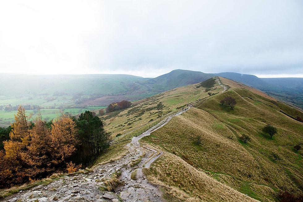Mam Tor - Peak District