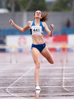 Nicole Kendall X British Athletics