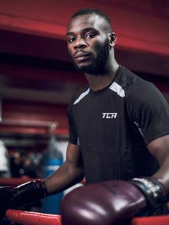 Chris Kongo X TCA Fit