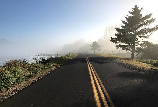 Oregon Open Road Biking