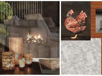 Some interior ideas of a Villa ´´no - nonsense´´