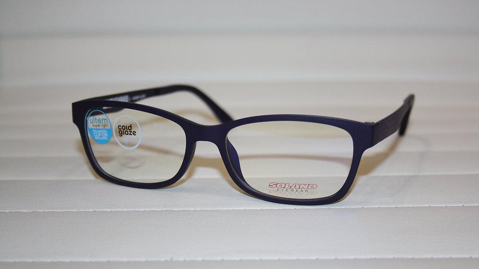Okulary korekcyjne - SOLANO Clip on