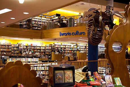 Cultura Bookstore - Conjunto Nacional