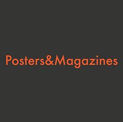 posters&Magazines