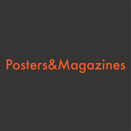 posters&Magazines