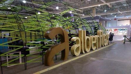 Alberflex Stand Solution 2