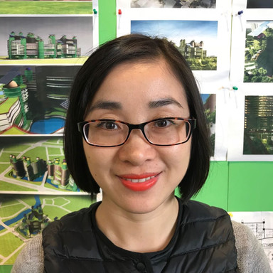 Ashley / Architect and Project Manager