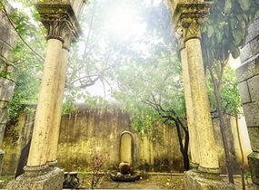 church, Mary Magdalene, herstory, temple, goddess