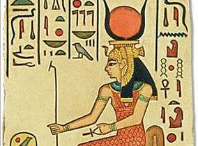 Hathor, goddess, women as spiritual authorities