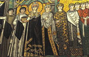 Empress Theodora, Byzantium