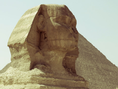The Sphinx, Ancient Egypt