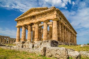 Hera, goddess, ancient Greece, temple