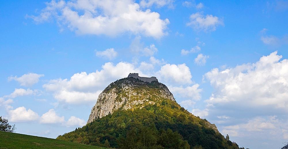 Montsegur, France. Photo: from Shutterstock