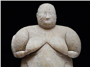 fertility goddess, turkey, figurine, leader,