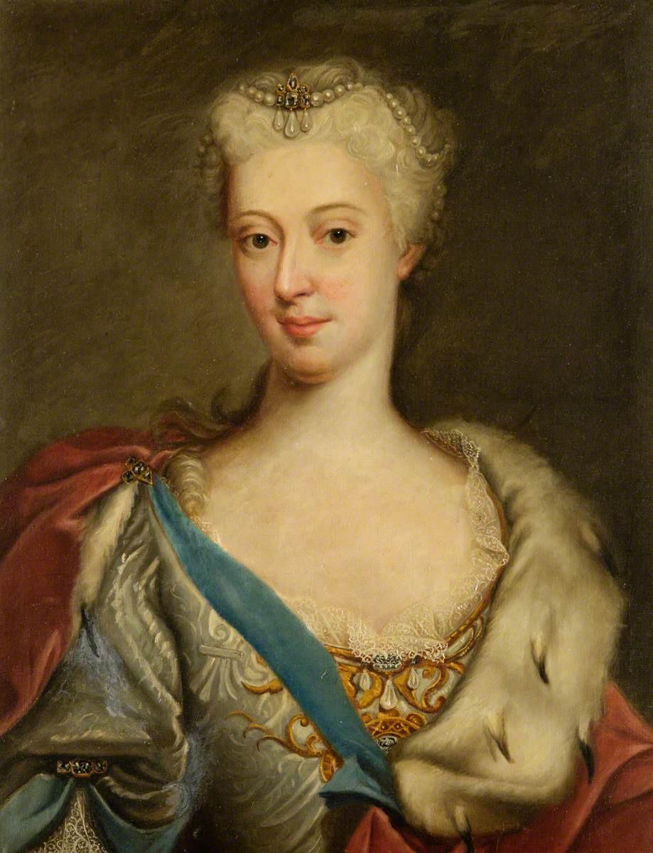Maria Clementina Sobieska © Blairs Museum