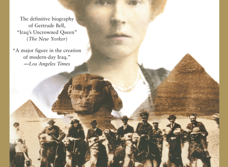 Hollywood vs the Real Gertrude Bell