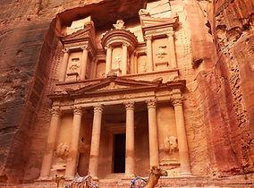 Petra, Jordan, goddess