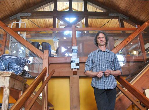 'End of an era' as Gabriola Island art venue closes
