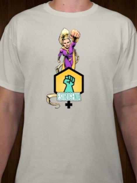 Estrogenia T-shirt (Sand)