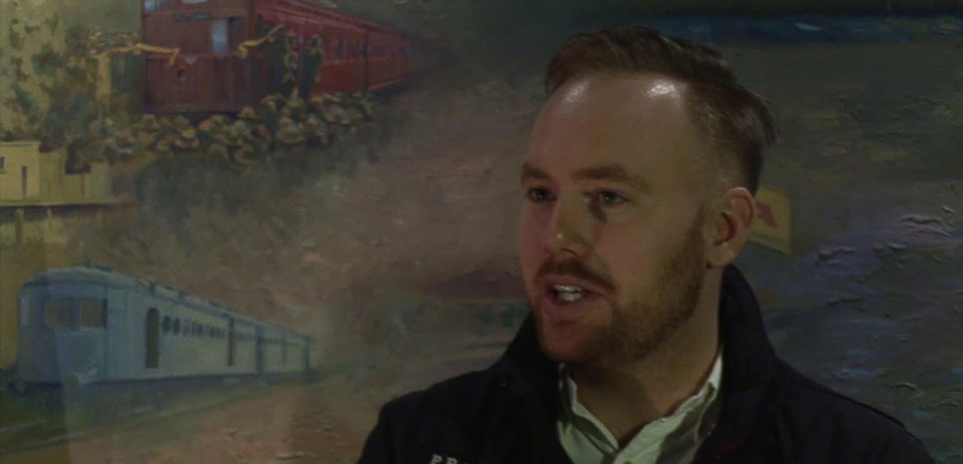 Interview with Aaron Ellis