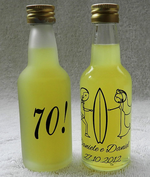 Kit Limoncello Regalo (50 ml) - 30 unidades