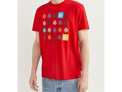T-shirt logo - Springfield - 10€