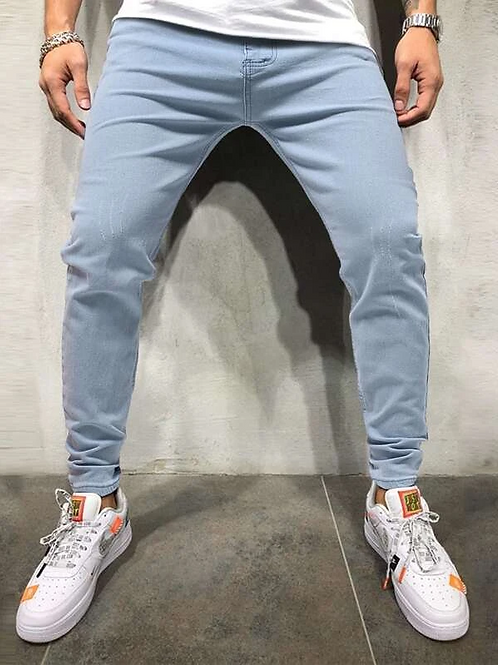 Simples Jeans Masculino - 33€
