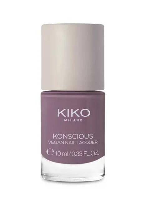 Konscious vegan nail lacquer - KIKO - 6€