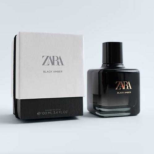 Perfume Zara - BLACK AMBER 100 ML - 15€