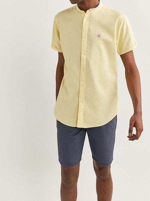 Camisa algodão Dobby - SPRINGFIELD - 17€