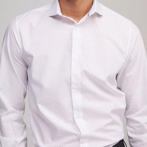 Camisa de vestir print - MILANO - 22€