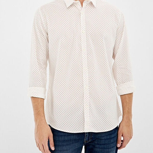 Camisa estampada -  SPRINGFIELD - 15€