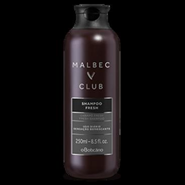 Malbec club shampoo fresh 250ML - Oboticário - 15€