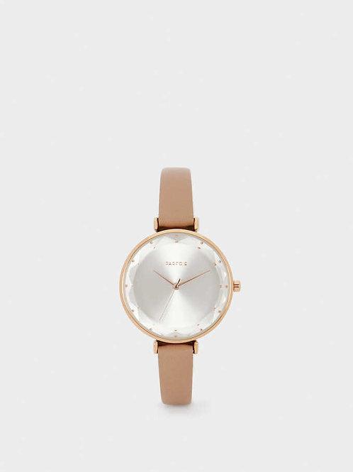 Relógio em metal - PARFOIS - 25€