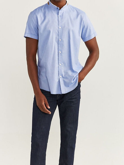 Camisa estruturada - SPRINGFIELD - 16€
