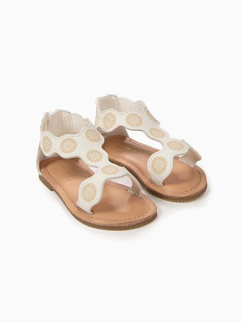 Sandálias para bebé com flores - ZIPPY - 13€