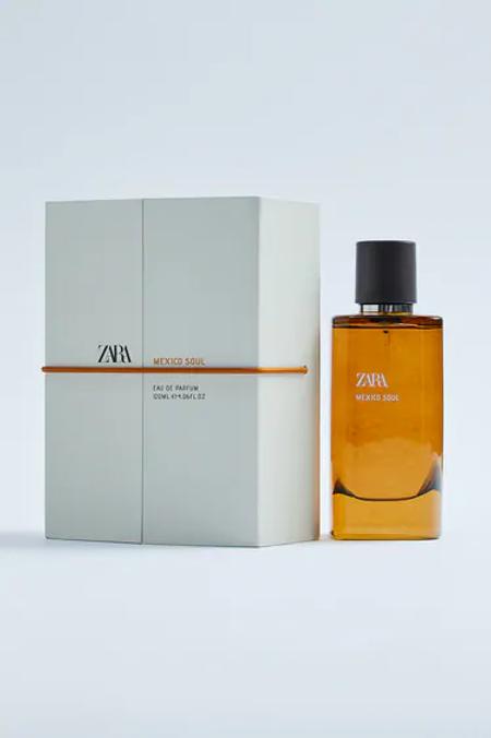 Perfume Zara - MEXICO SOUL 120ML - 25€